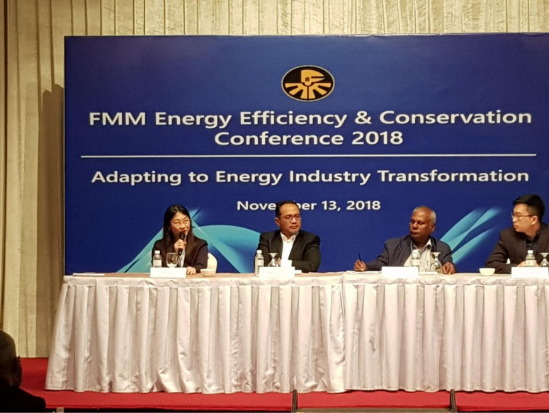 MGA Participated in the FMM Energy Efficiency & Conservation
