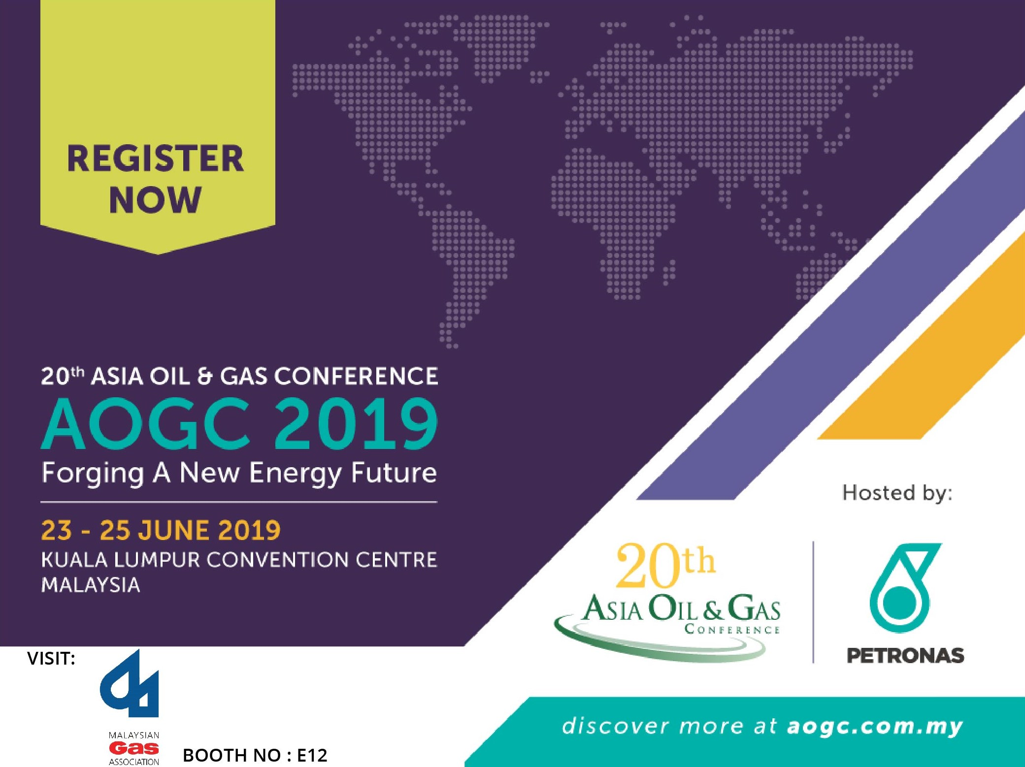 20th Asia Oil & Gas Conference 2019